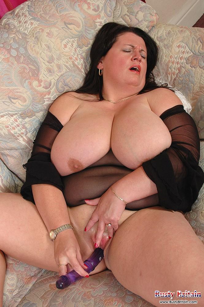 Толстая сучка с большой пиздой
