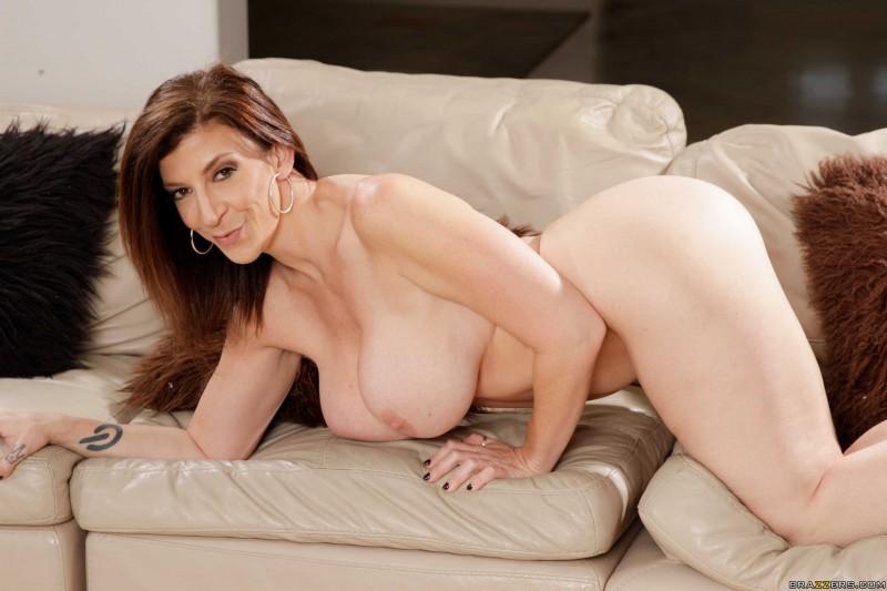 Голая сексуальная дамочка