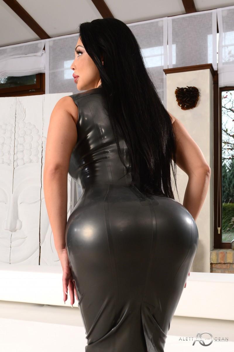 Госпожа с шикарной задницей