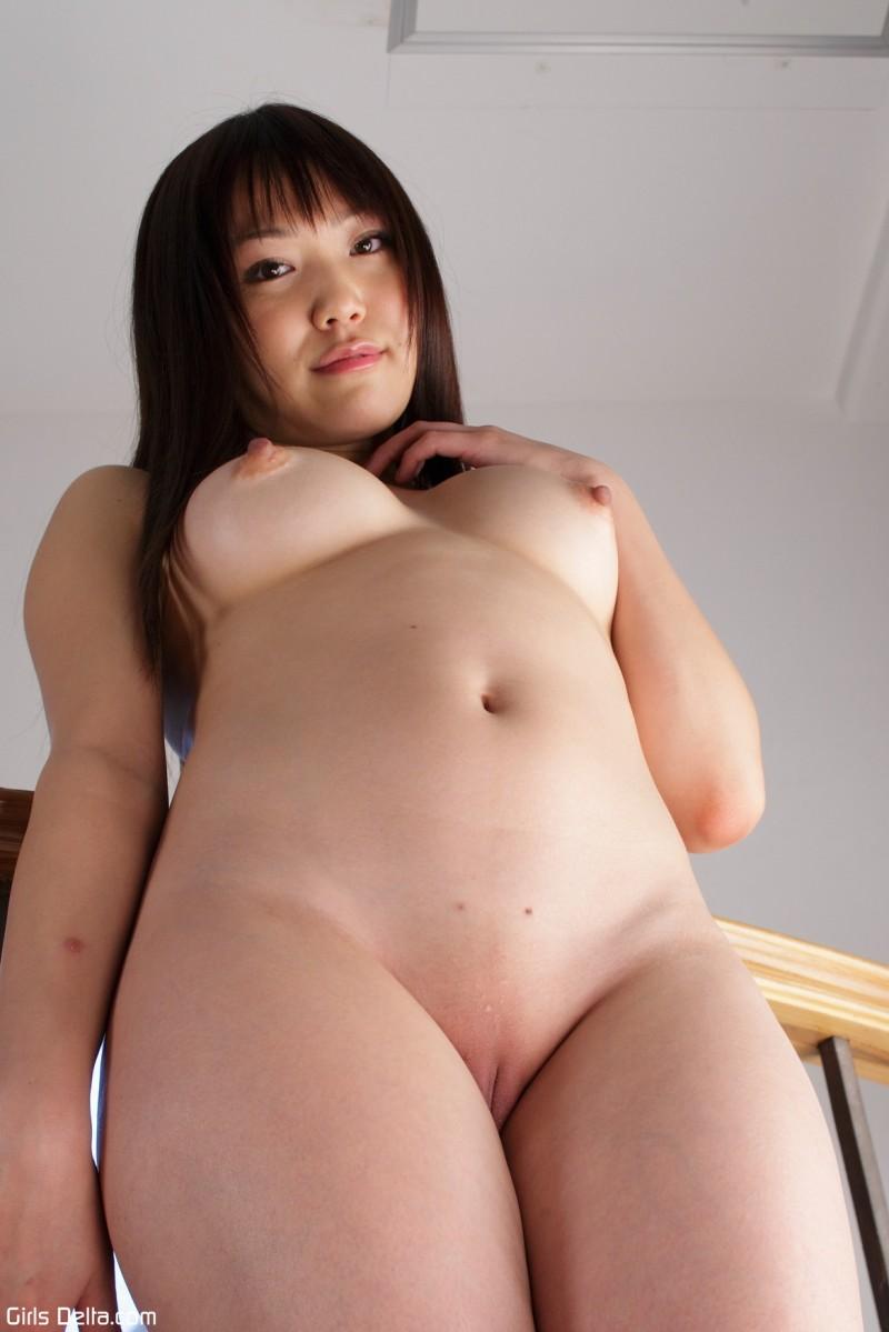 Голая японская студентка