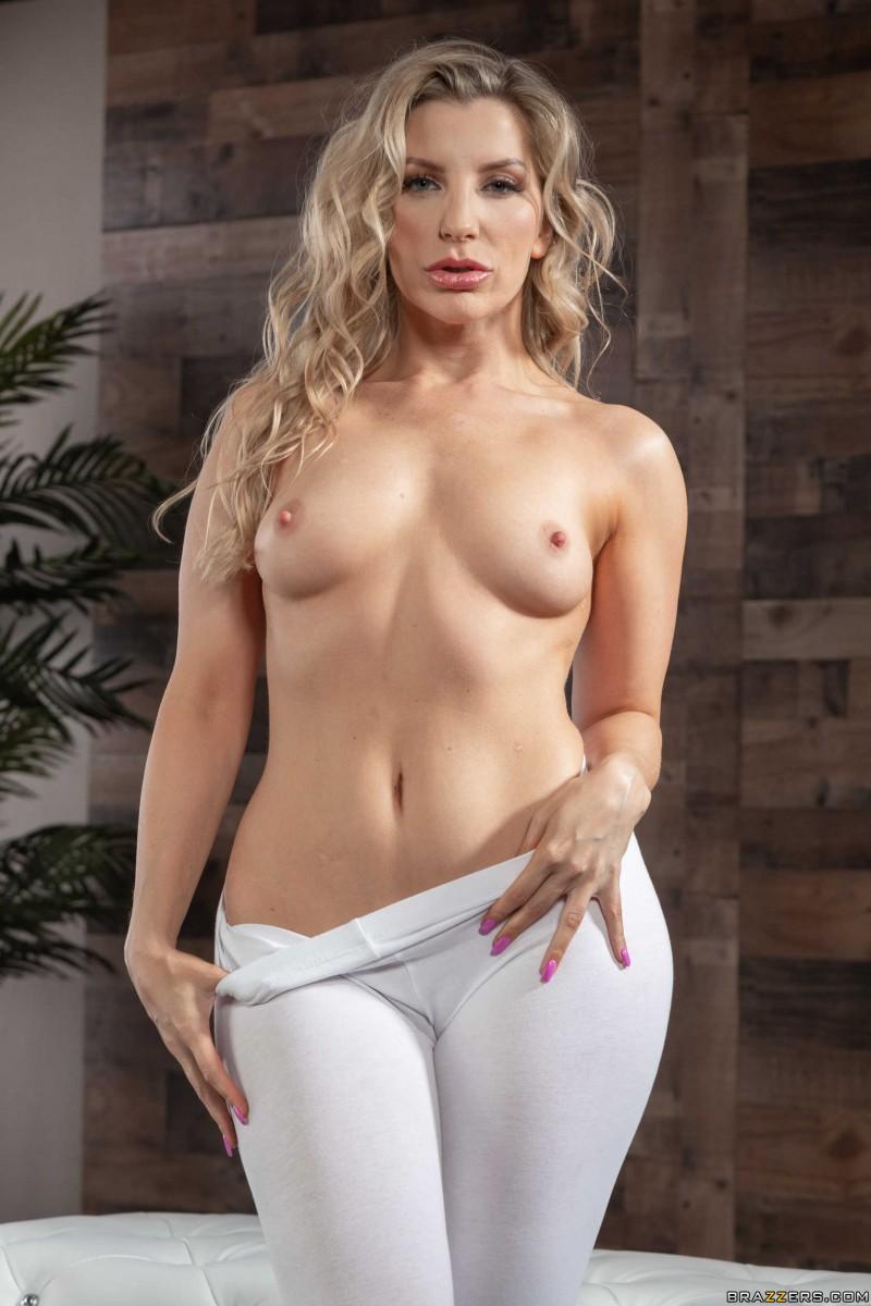 Штаны для йоги на голое тело
