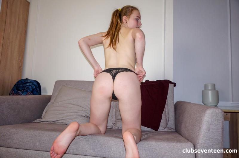 Домашние порно фото сисястой студентки