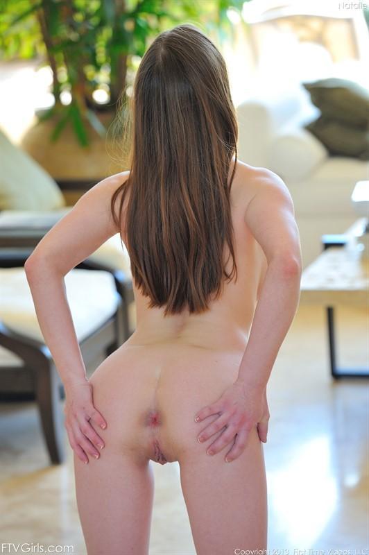 Красивая натуральная грудь