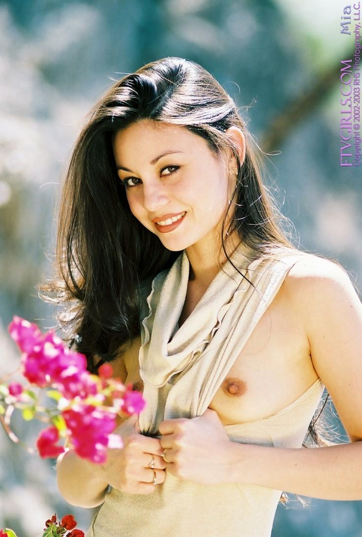 Красивая попка страстной леди