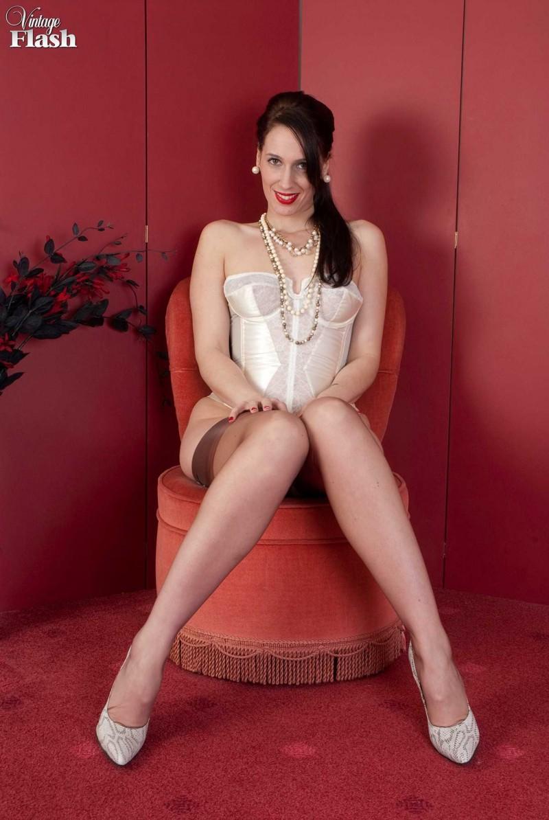 Старая сексуальная дама 26 фотография