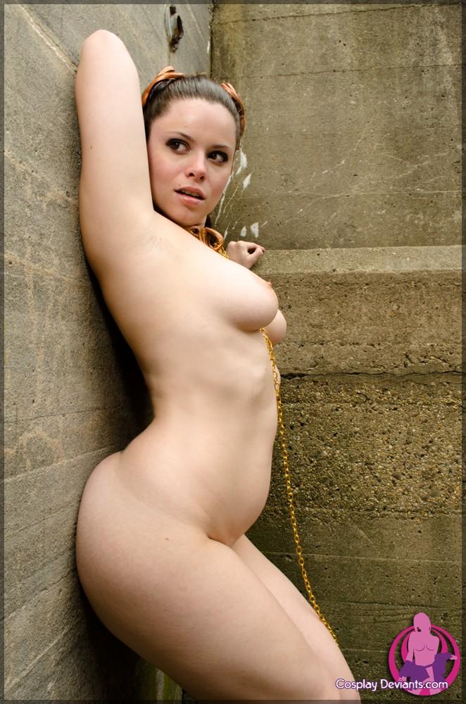 Сочная леди с большими сисяндрами