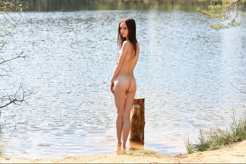Эротика в лесу