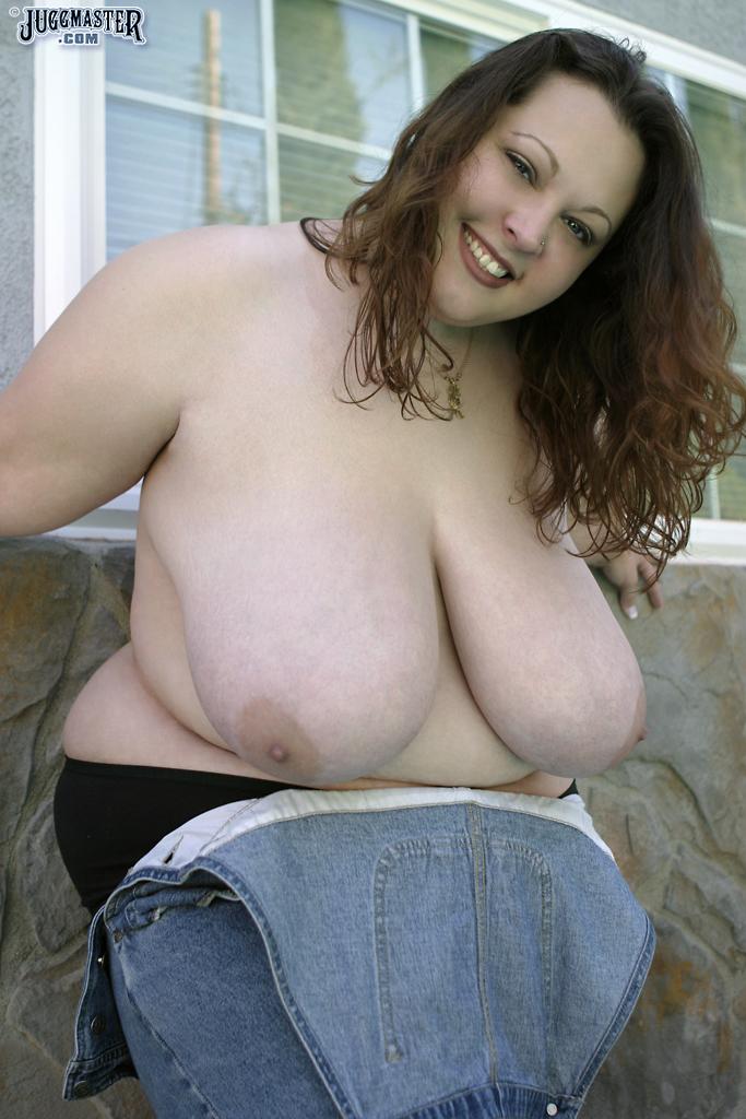 Огромные красивые груди
